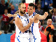 6. Nikos Zisis (Greece), 7. Vassilis Spanoulis (Greece)